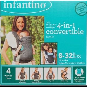 Infantino baby carrier 🎉3/$15🎉